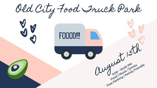 August Food Truck Park at Blue Slip Winery & Bistro, Knoxville