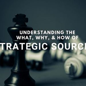 Strategic Sourcing & Category Management - Midrand