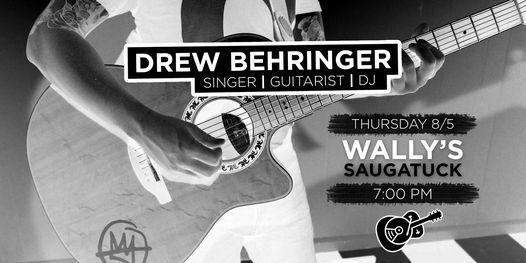 Drew Behringer: Live in Saugatuck, 5 August | Event in Saugatuck | AllEvents.in