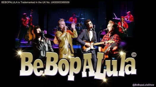 Be Bop A Lula returns to Bromley (Churchill Theatre), 27 June | Event in Bromley | AllEvents.in