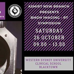 NSW BMDH Imaging-RT Symposium - Dr Damadian