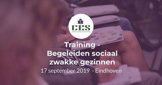 Training - Begeleiden van sociaal zwakke gezinnen