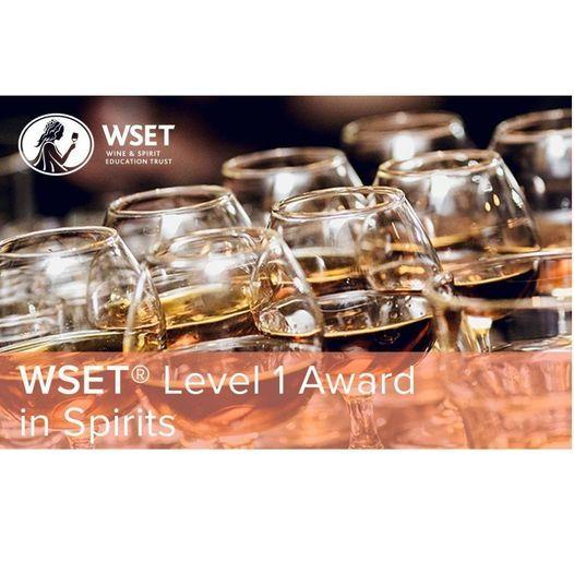 WSET Spirits Level 1, 10 April | Event in Dubai | AllEvents.in