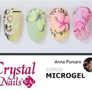 CORSO MICROGEL CRYSTAL NAILS