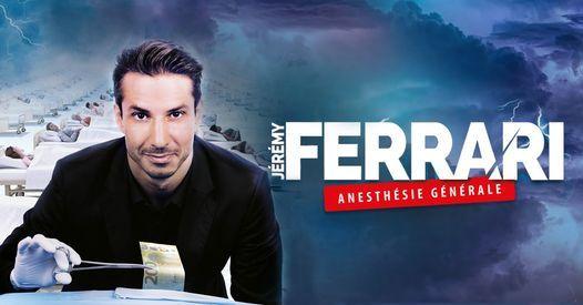 Jeremy Ferrari Théâtre Royal De Mons Trm December 10 2021 Allevents In
