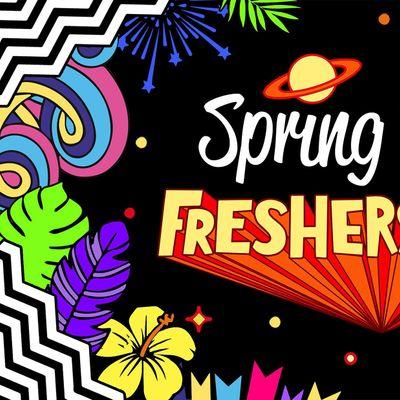 Spring Break Freshers Rave Sheffield