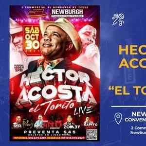 Hector Acosta El Torito en Newburgh NY