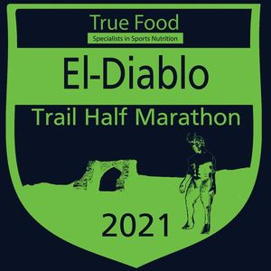 El Diablo 2021 Trail Half With True Food Sports Nutrition