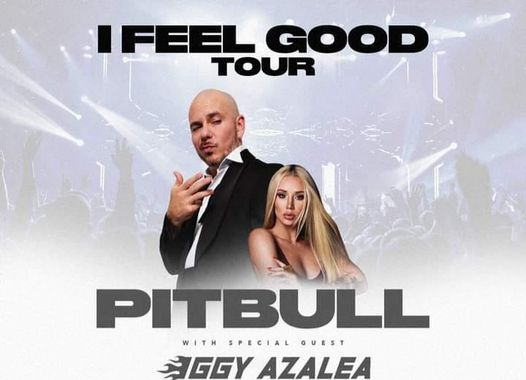 I Feel Good Tour performing of Pitbull with special guest Iggy Azalea, 10 October | Event in Smyrna | AllEvents.in