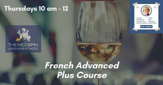 French Course: Advanced Plus, 15 April | Event in Huddersfield | AllEvents.in
