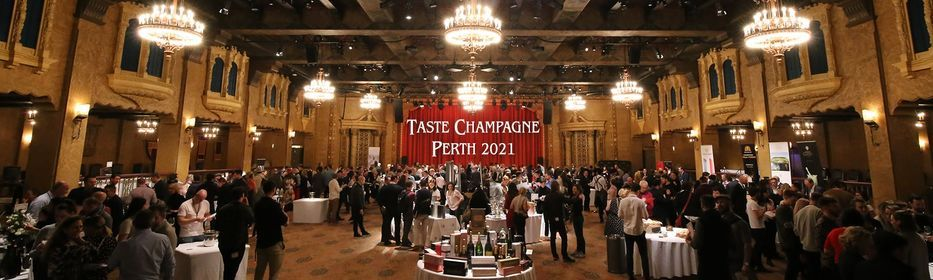 Taste Champagne Perth 2020