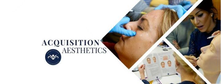 Acquisition Aesthetics Foundation Botox & Dermal Fillers Course