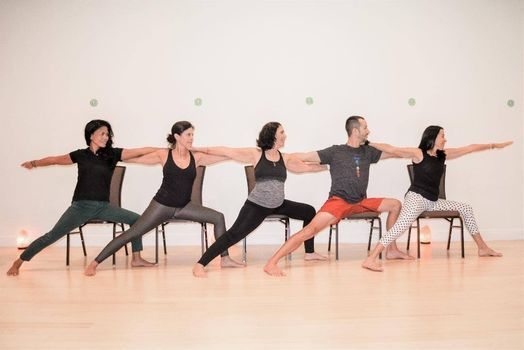 Chair Yoga Certification | Online Event | AllEvents.in