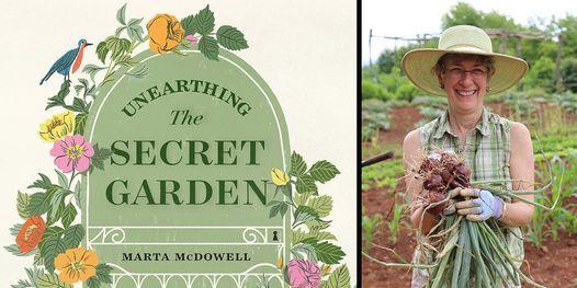 """Unearthing The Secret Garden"" (Online Book Talk), 13 November | Online Event | AllEvents.in"