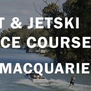 Port Macquarie Boat & Jetski Licence