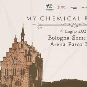 My Chemical Romance  Bologna Sonic Park 2021