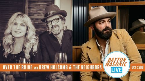 Over the Rhine and Drew Holcomb & the Neighbors, 22 October | Event in Dayton | AllEvents.in