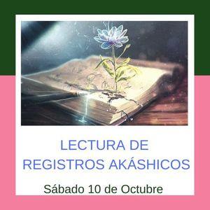 Lectura de Registros Akshicos