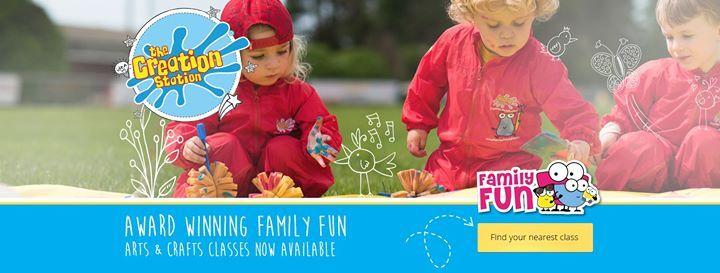 Family Fun - Superheros