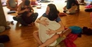 SAT! FREE HUGGING YOGA/BREATHWORK WORKOUT MIXER: Conference Call & Zoom, 15 May | Online Event | AllEvents.in