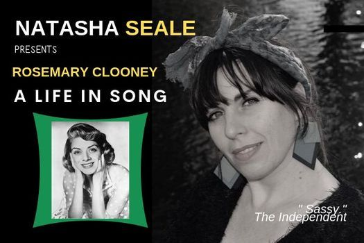 Rosemary Clooney: A Life In Song, 28 March | Event in Hornchurch | AllEvents.in