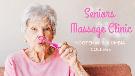 Seniors Massage Clinic by RMT Students