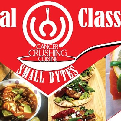 Small Bytes Virtual Cooking Class