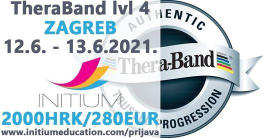 Theraband 4, 12 June | Event in Topusko | AllEvents.in