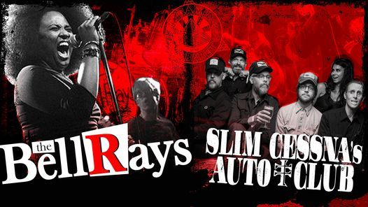 Bell Rays, Slim Cessna's Auto Club, 11 May | Event in Winnipeg | AllEvents.in