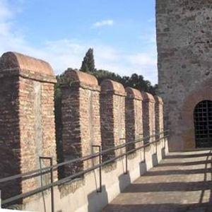 Sulle mura per difendere Roma