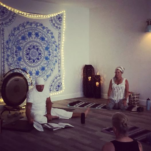 Full Moon Event  Kundalini Yoga Meditation and Gong Immersion Event