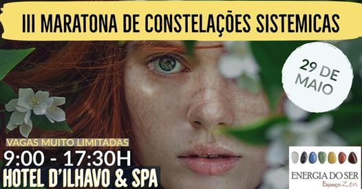 Maratona de Constelações Sistémicas, 29 May | Event in Aveiro | AllEvents.in