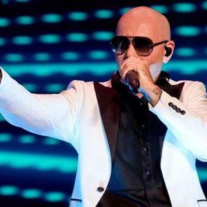 Pitbull I Feel Good Tour
