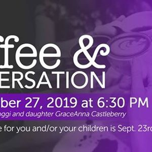 Womens Coffee & Conversation