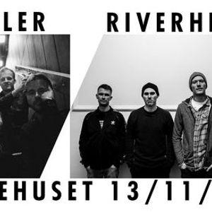 Riverhead  Tvivler (support Pleaser)  Pumpehuset