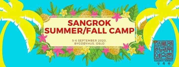 Sangrok SummerFall Camp 2020
