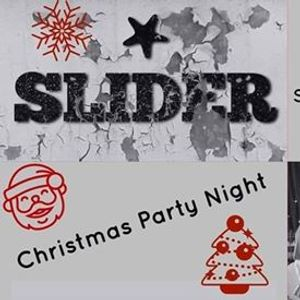 Christmas Party Night with Slider