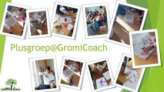 Plusgroep(Reeks2)-hoe leren samenwerken met andere hoogbegaafden | Event in Kortrijk | AllEvents.in
