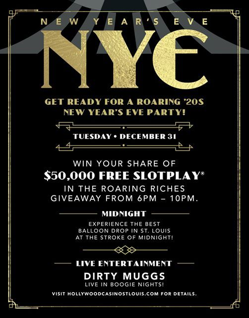 New Years Eve with The Dirty Muggs at Boogie Nights at ...