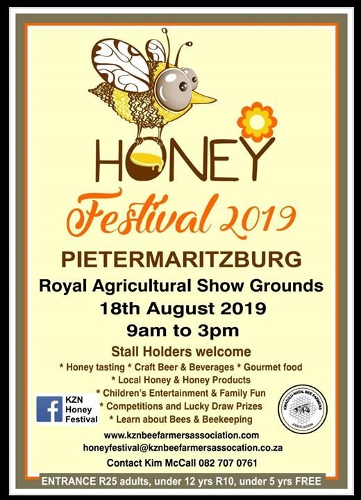 Honey Festival 2019 - Royal Show Grounds