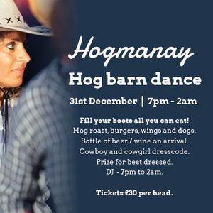Hogmanay barn dance