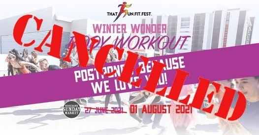 Winter Wonder Body Workout | Event in Johannesburg | AllEvents.in