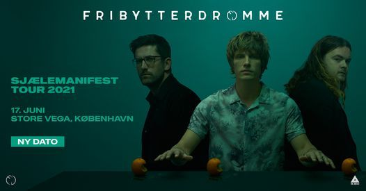 Fribytterdrømme - VEGA, 24 April | Event in Copenhagen | AllEvents.in