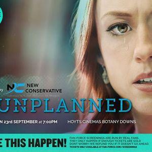 Unplanned - Hoyts Cinemas Botany Downs