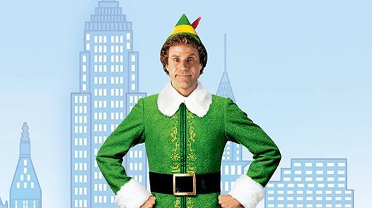 Movie Night Elf