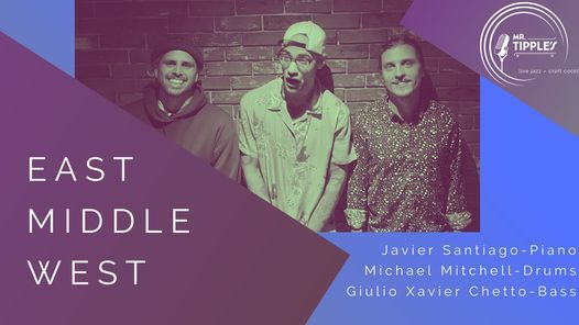 East Middle West Trio, 31 July | Event in San Francisco | AllEvents.in