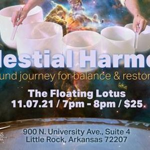 CELESTIAL HARMONY A Sound Journey for Balance & Restoration