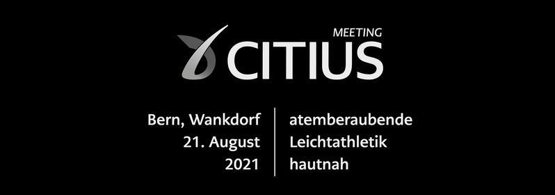 CITIUS Meeting 2021, Leichtathletikstadion Wankdorf, Arch, August 21 2021    AllEvents.in