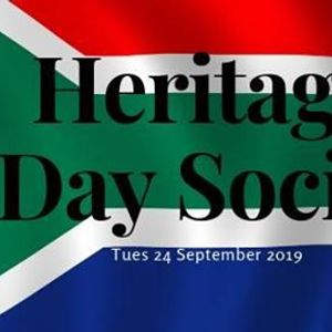 Heritage Day Dance Social