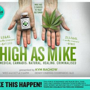 High As Mike - Dendy Cinemas Coorparoo